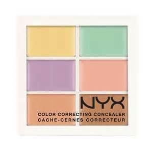 NYX Color Correcter Palette