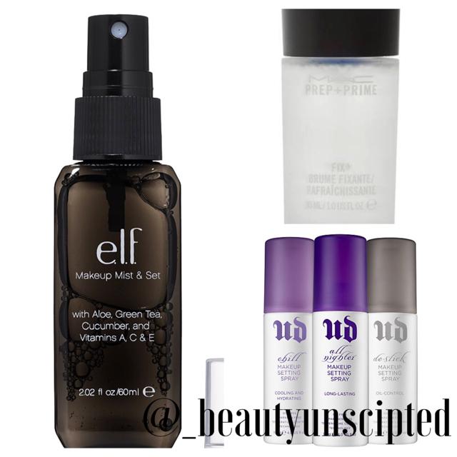 Makeup Essentials: SettingSpray